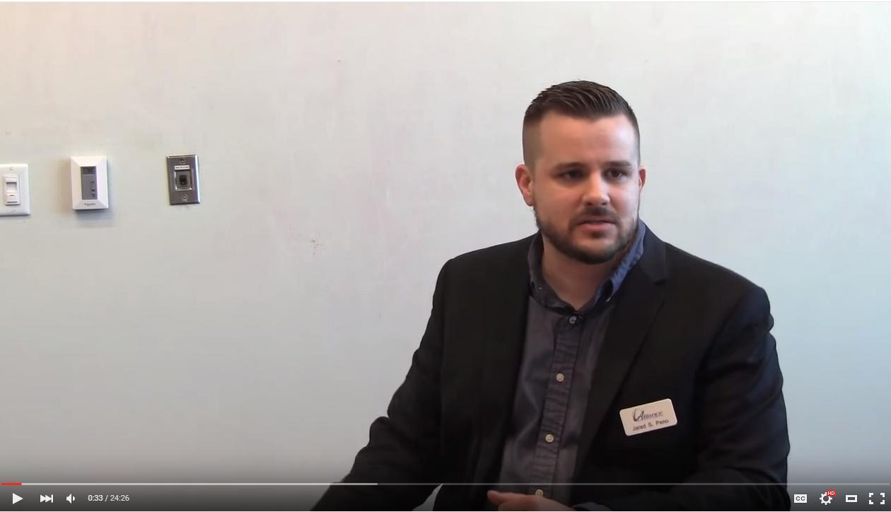 Jared Peno - Understanding Your Digital Footprint - IT Security
